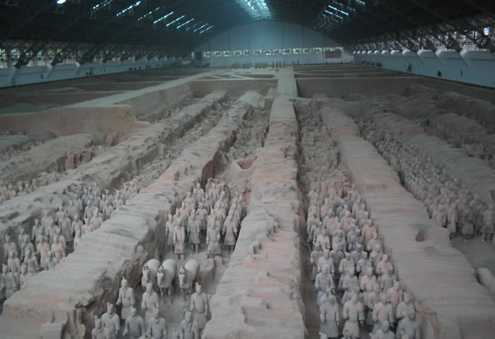 700 x 480 jpeg 70kBTerracottawarriors